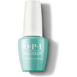 Gelis lakas OPI Gel Color My Dogsled is a Hybrid, OPIGCN45, 15 ml