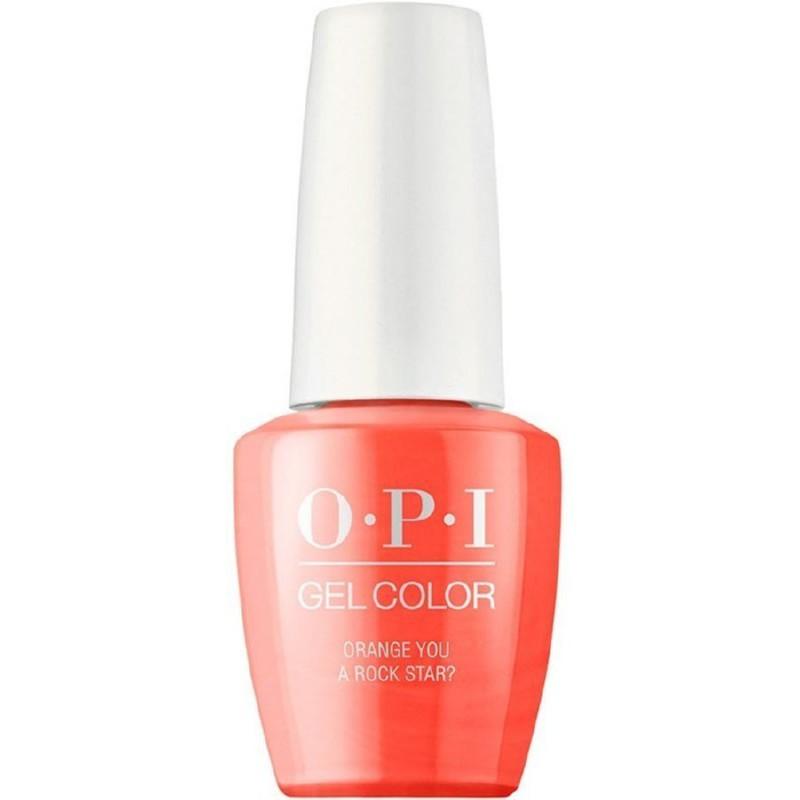 Gelis - lakas OPI Neon Collection Orange You A Rock Star? OPIGCN71, 15 ml