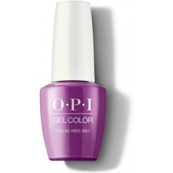 Gelis - lakas OPI Neon Collection Positive Vibes Only OPIGCN73, 15 ml