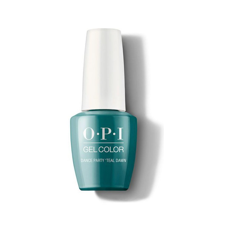 Gelis - lakas OPI Neon Collection Dance Party 'Teal Dawn OPIGCN74, 15 ml