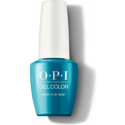 Gelis - lakas OPI Neon Collection Music Is My Muse OPIGCN75, 15 ml