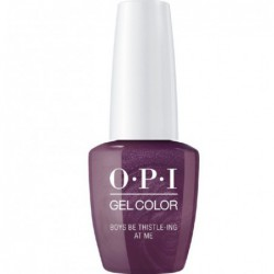 Gelis - lakas OPI Scotland Collection Boys Be Thistle - ing At Me OPIGCU17, 15 ml