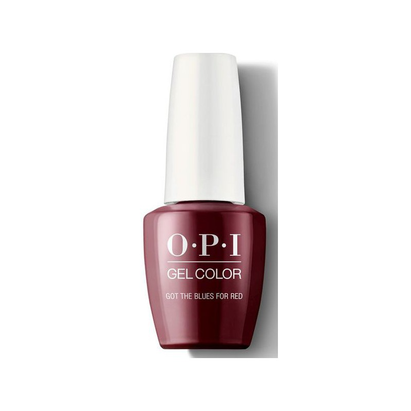 Gelis- lakas OPI Got the Blues for red, OPIGCW52B, 7,5ml