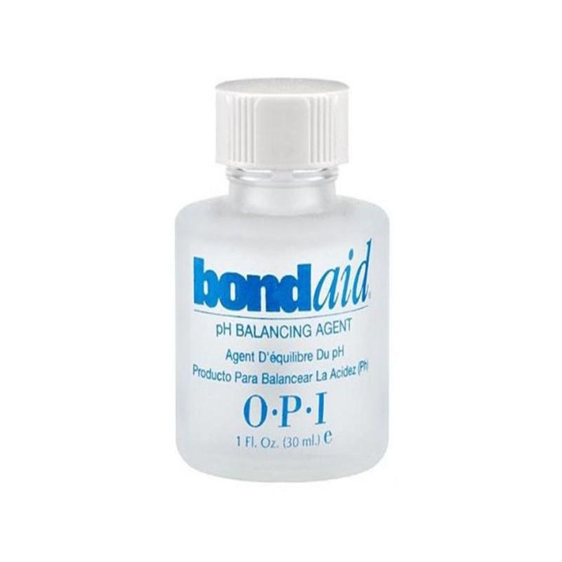 Primeris OPI Bond Aid pH Balancing Agent OPIBB010, gelio lako sistemoms, nerūgštinis, 30 ml