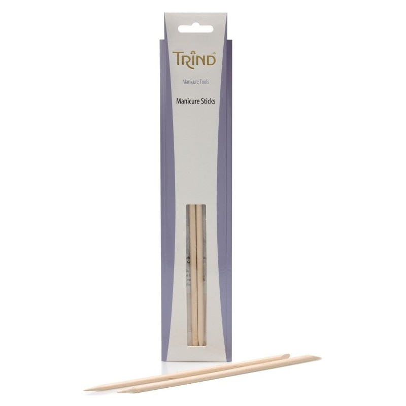 Manikiūro pagaliukai Trind Manicure Sticks TR112-174, 2 vnt.