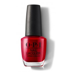 Nagų lakas OPI Red Hot Rio,...