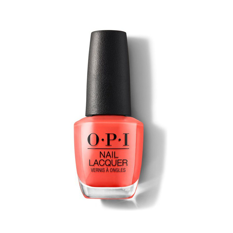 Nagų lakas OPI Living On the Bula-vard, OPINLF81, 15ml
