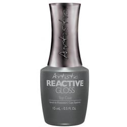 Viršutinis nagų lako sluoksnis Artistic Reactive Gloss ART2303201, 15 ml