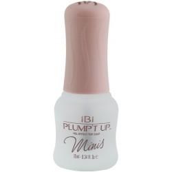 Gelio efekto viršutinis sluoksnis IBI Plump't Up Gel Effect Top Coat M5 Mini, 10 ml