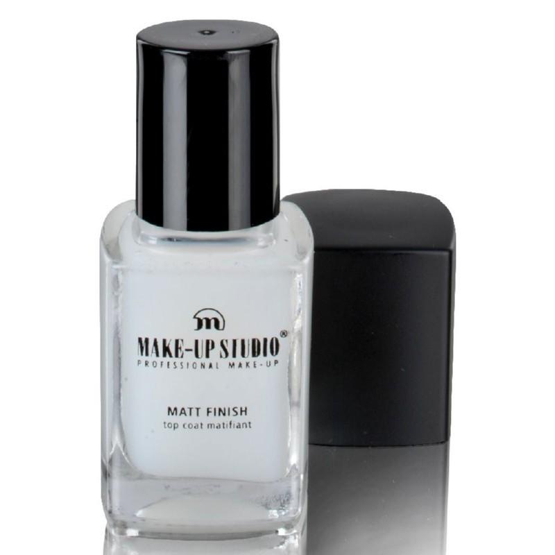 Matinis, viršutinis nagų lako sluoksnis Make Up Studio Matt Finish PH10757, 12 ml