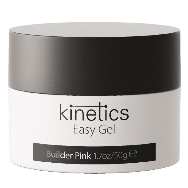 Statybinis, rožinis gelis Kinetics easy Gel Builder Pink EGBP20, 50 ml