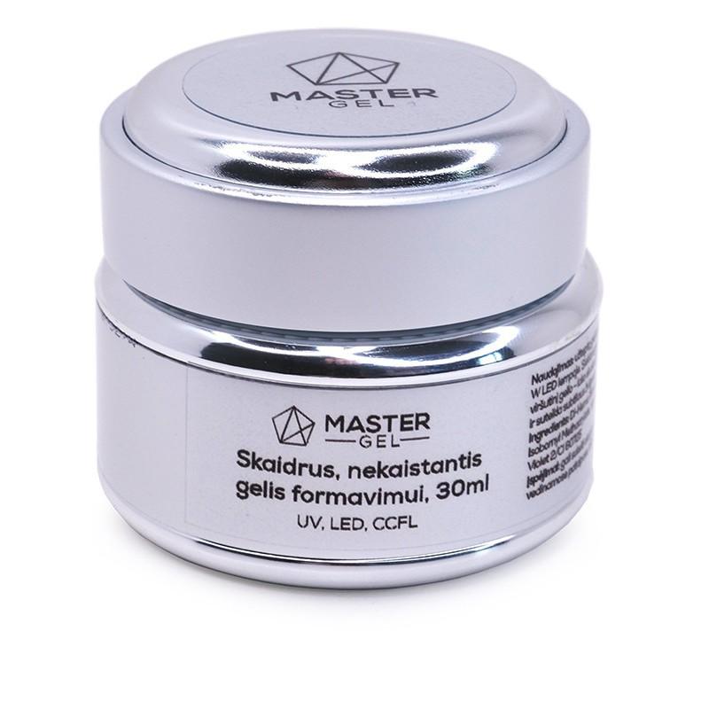 Gelis formavimui MasterGel MG020930, skaidrus, nekaista, 30 ml