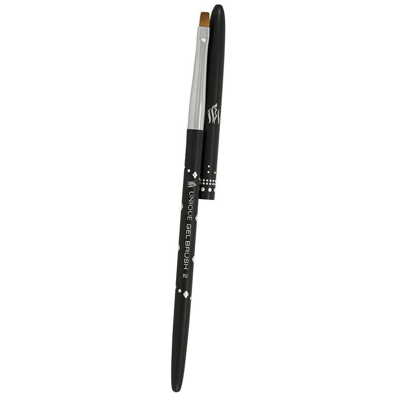 Teptukas geliui IBI Uique Gel Brush 2, 2 dydžio