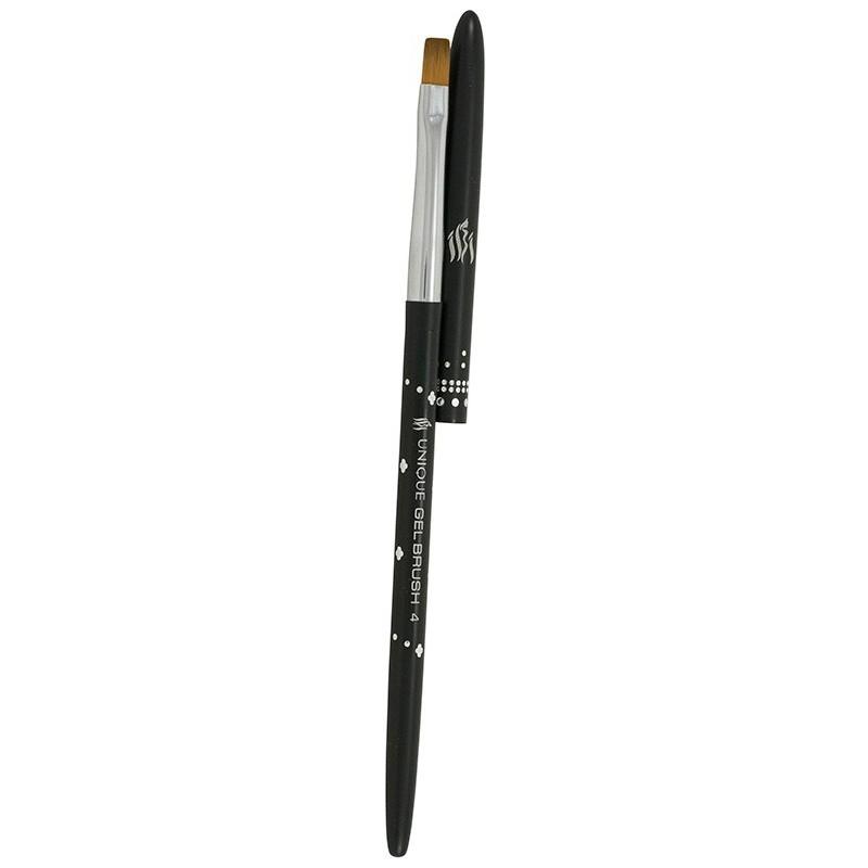 Teptukas geliui IBI Uique Gel Brush 4, 4 dydžio