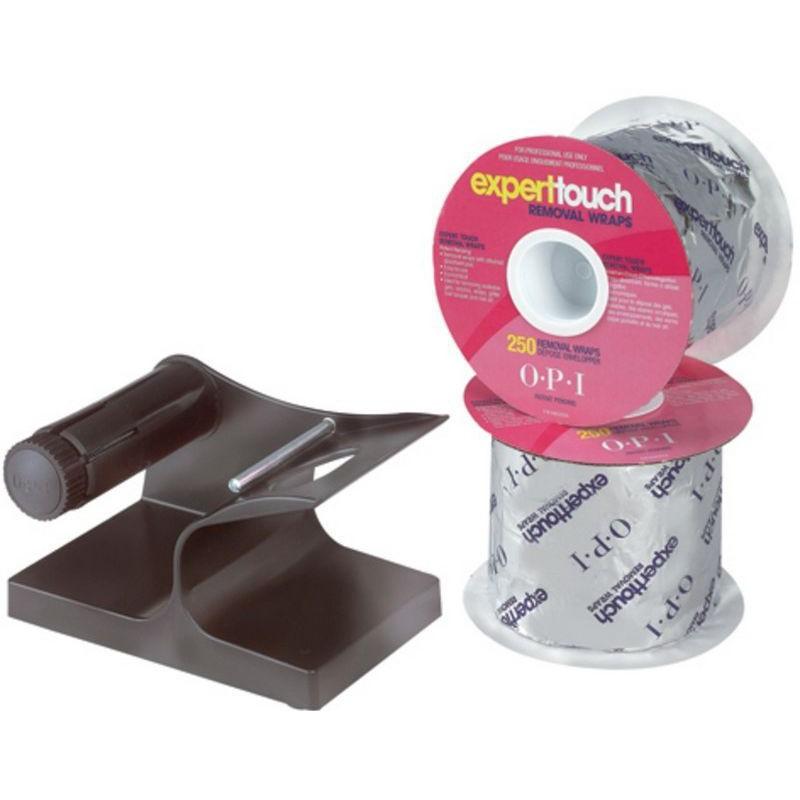 Folijos laikiklis OPI Expert Touch wrap Dispenser OPIAC840