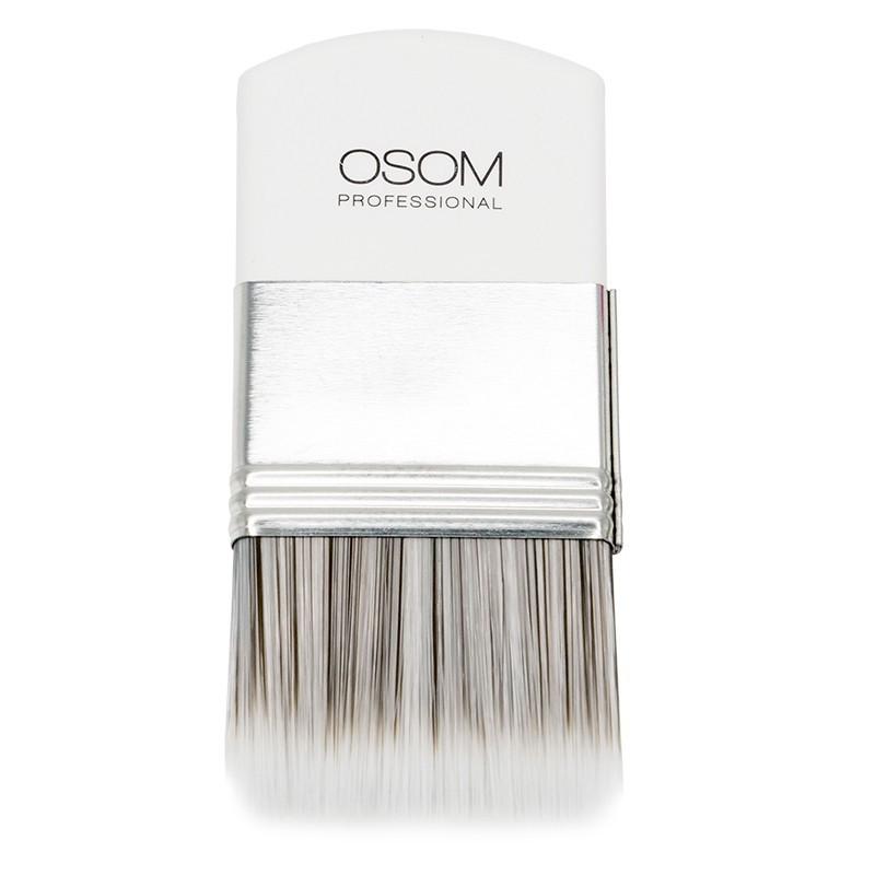 Šepetėlis manikiūro dulkėms valyti OSOM Professional Dusting Brush OSOM7004WHITE, baltas