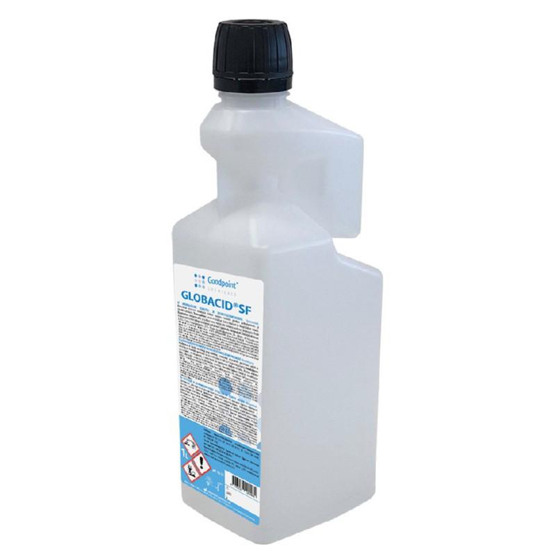 Įrankių dezinfekavimo priemonė Goodpoint Globacid SF, GOODINT215, 1 L