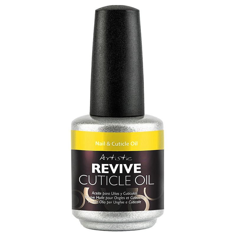 Atstatomasis nagų odelių aliejus Artistic Revive & Cuticle Oil ART03210, 15 ml