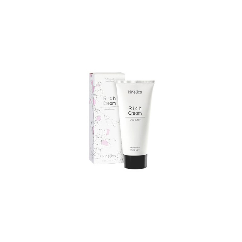 Parfumuotas rankų kremas Kinetics Rich Cream KPHC02, sausai odai, 150 ml