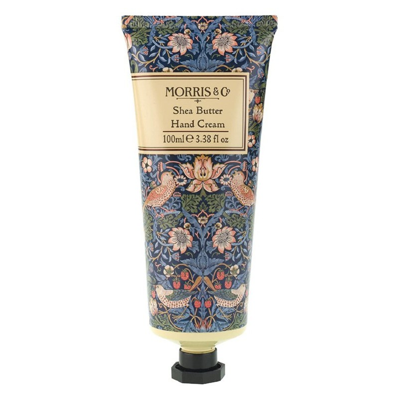Rankų kremas Heathcote & Ivory Moriss Strawberry Thief Hand Cream MOFG2135, 100 ml