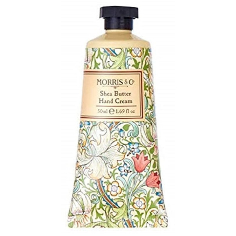 Rankų kremas Heathcote & Ivory Moriss Golden Lily Hand Cream MOFG6330, 50 ml