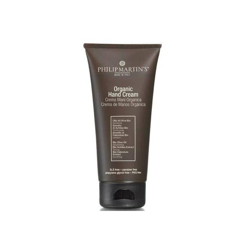 Maitinantis odą rankų kremas Philip Martin's Organic Hand Cream PM237, 100 ml