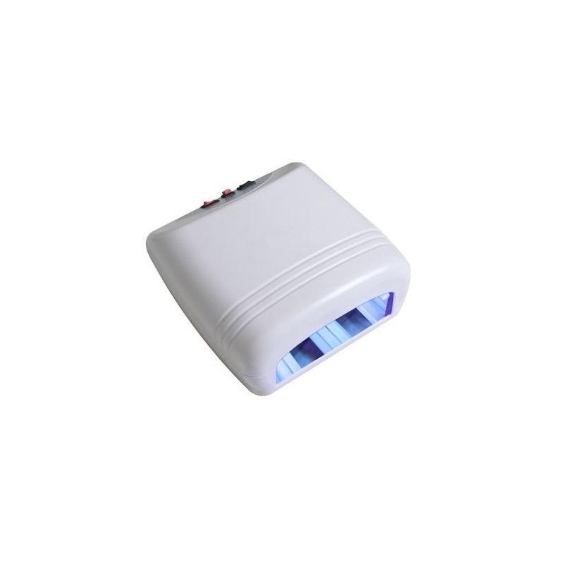 Elektrinė UV gelio lempa SD-35E su 4 lemputėmis, 36 W