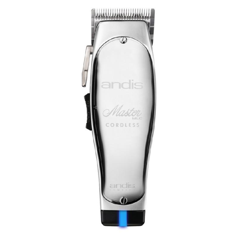 Profesionali plaukų kirpimo mašinėlė ANDIS Master Cordless Lithium-Ion Clipper, AN-12480, 100-240 V, 50-60 Hz, 7200 aps./min.,  12480