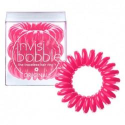 Gumytės plaukams Invisibobble Original Traceless Hair Ring Pinking Of You IB-OR-PC10006, 3 vnt.