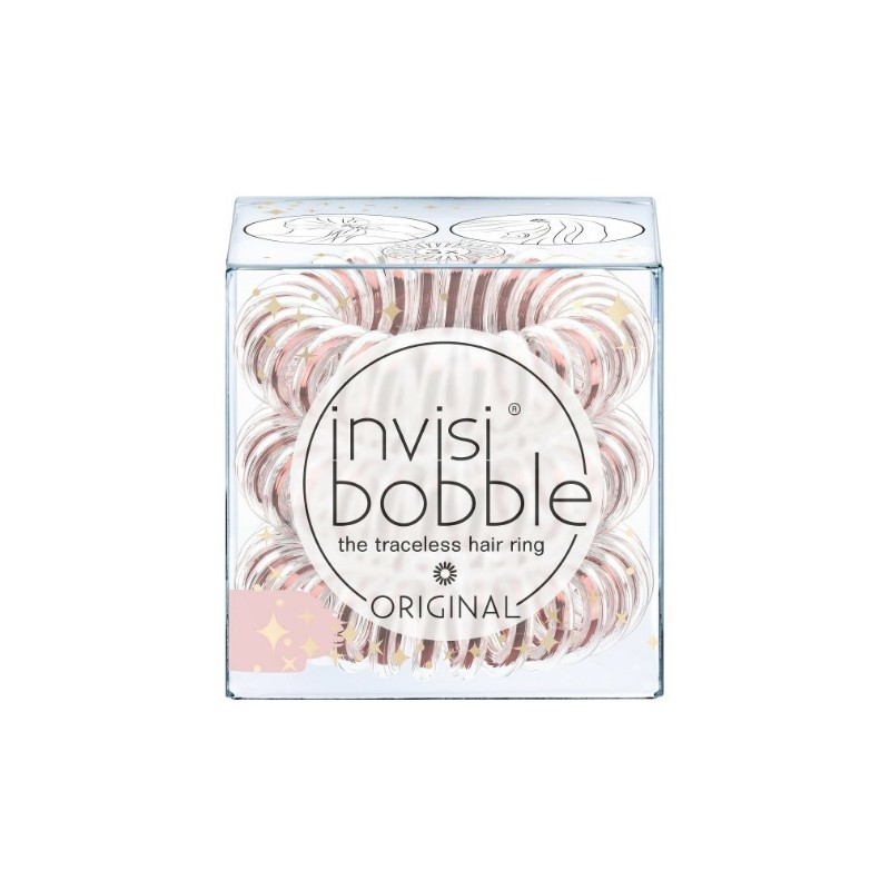 Gumytės plaukams Invisibobble Original You are on My Wishlist IB-OR-WL03, 3 vnt