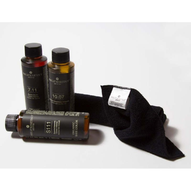 Plaukų dažai Philip Martin's Organic Base Colour PM200028, 5.1 Light Ash Brown, 125 ml