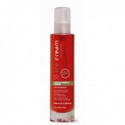 Serumas dažytiems plaukams Inebrya Ice Cream Color Perfect Serum ICE6099, profesionaliam naudojimui, 100 ml