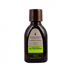 Maitinamasis, drėkinamasis aliejus sausiems plaukams Macadamia Nourishing Repair Oil Treatment MAM400101, 27 ml