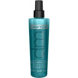 Dvifazis, giliai plaukus drėkinantis, nenuplaunamas kondicionierius Osmo Dual Action Miracle Repair OS064056, 250 ml