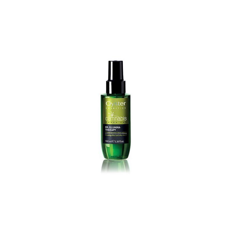 Maitinamasis plaukų aliejus Oyster Cannabis Oil Illumina - Therapy OYOL05010400, 100 ml