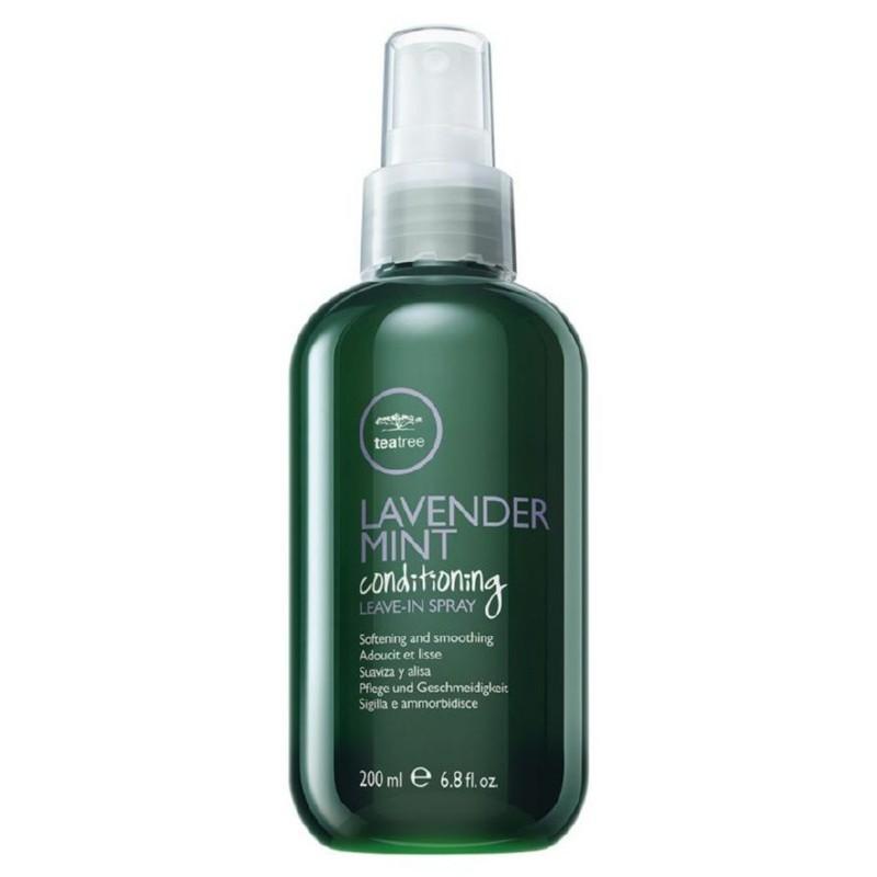 Nenuskalaujamas purškiklis plaukams Paul Mitchell Levander Mint Leave in Spray PAUL201282, kasdienininio naudojimo, drėkina plaukus, 200 ml