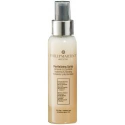 Plaukus puoselėjantis purškiklis Philip Martin's Revitalizing Spray PM607, drėkinantis ir žvilgesį suteikiantis, 100 ml