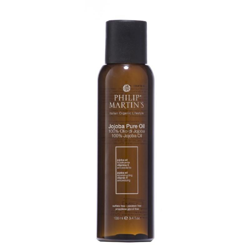 Jojoba aliejus plaukams ir kūnui Philip Martin's Jojoba Oil PM621, 100 ml
