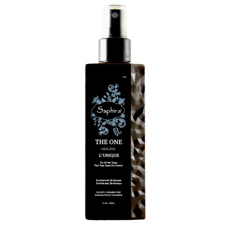 Daugiafunkcė plaukų priežiūros priemonė Saphira The One SAFTO1 su Negyvosios jūros mineralais, 150 ml