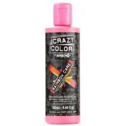 Kondicionierius dažytiems plaukams Crazy Color Rainbow Care Conditioner COL002424, 250 ml