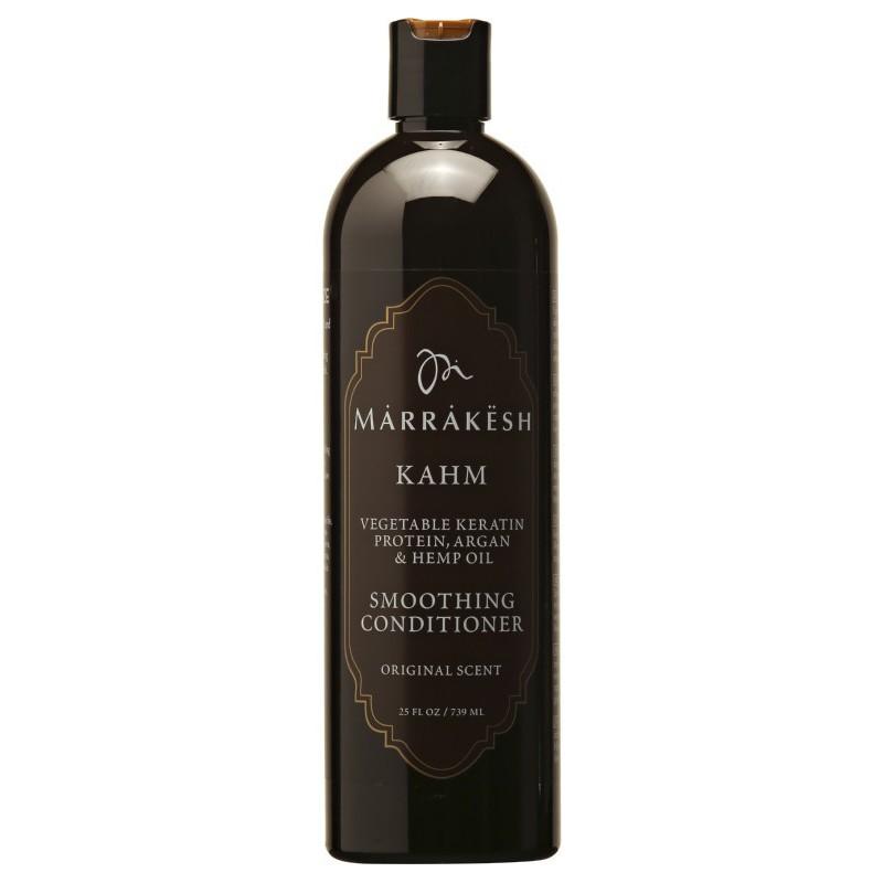 Kondicionierius plaukams Marrakesh KAHM Smoothing Conditioner Original Scent MKKC275, tiesinantis ir glotninantis plaukus, 739 ml