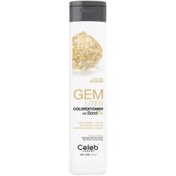 Dažantis kondicionierius plaukams Celeb Luxury Gemlites Sunstone Colorditioner CEL80422, 244 ml