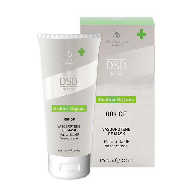 Plaukų augimą skatinanti kaukė DSD Medline Organic DSD009 praturtinta keratinu, 200 ml