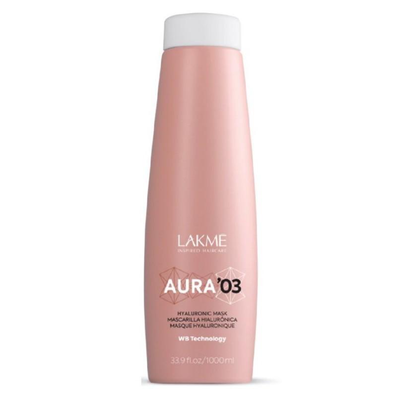 Kaukė plaukams Lakme Aura Phase 03 Hyaluronic Mask LAK49131, 1000 ml
