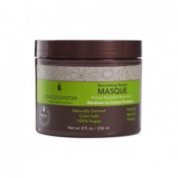 Maitinamoji, drėkinamoji plaukų kaukė Macadamia Nourishing Repair Masque MAM300200, skirta sausiems plaukams, 236 ml