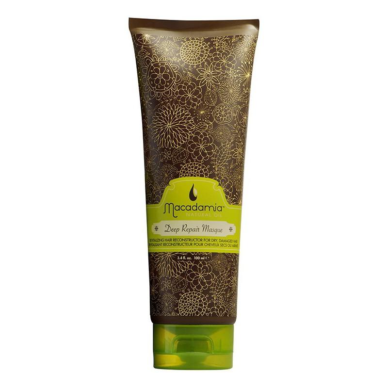 Atstatomoji Macadamia Natural Oil kaukė plaukams MAM3012, 100 ml
