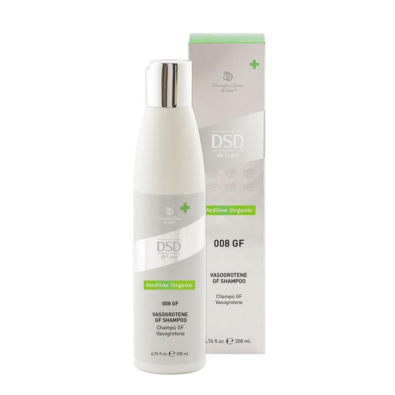 Plaukų augimą skatinantis šampūnas DSD Medline Organic DSD008 stiprinantis plaukus, 200 ml