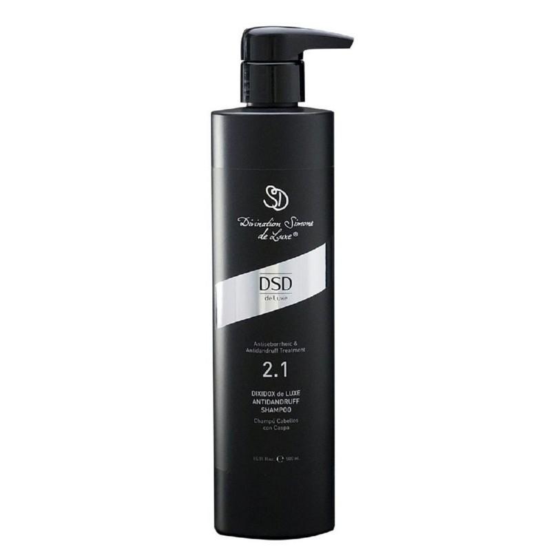 Šampūnas nuo pleiskanų Dixidox de Luxe Antiseborrheic Lotion Antidandruff Shampoo DSD2.1L, 500 ml