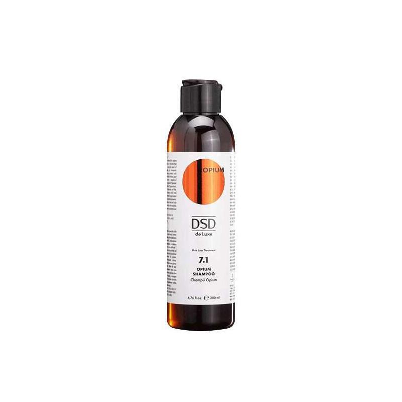 Plaukų šampūnas Opium Shampoo DSD7.1, su placentos ekstraktu, nuo plaukų slinkimo, 200 ml
