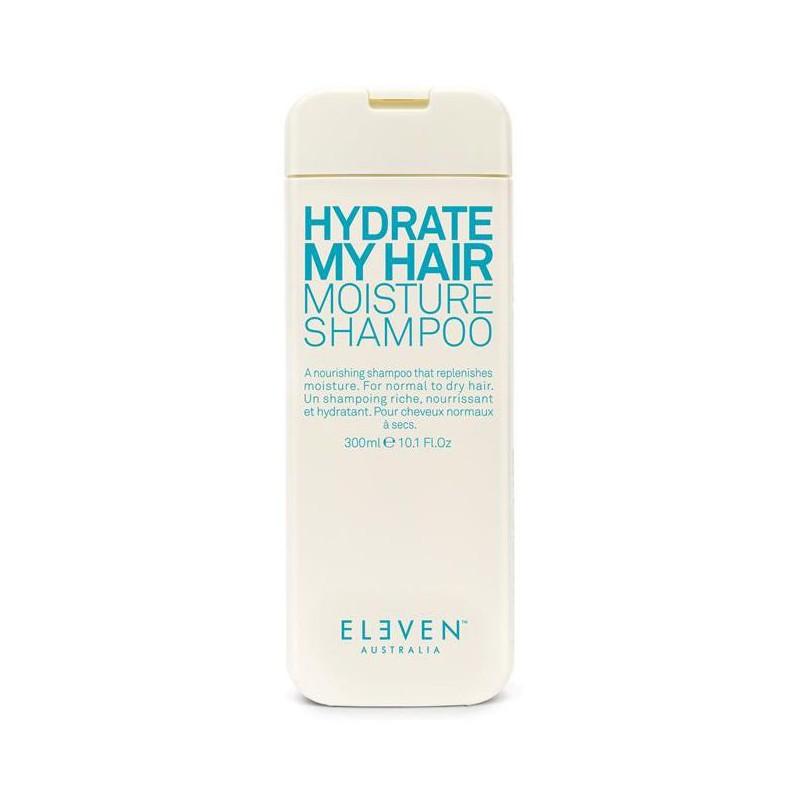 Šampūnas plaukams Eleven Australia Hydrate My Hair ELE011, drėkinantis plaukus, 300 ml